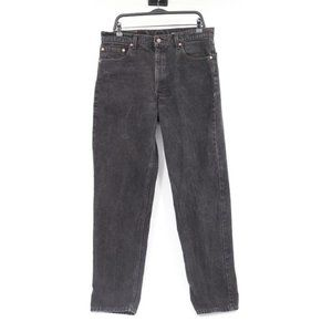 Levi's men's 34 vintage 550 relaxed fit jeans USA